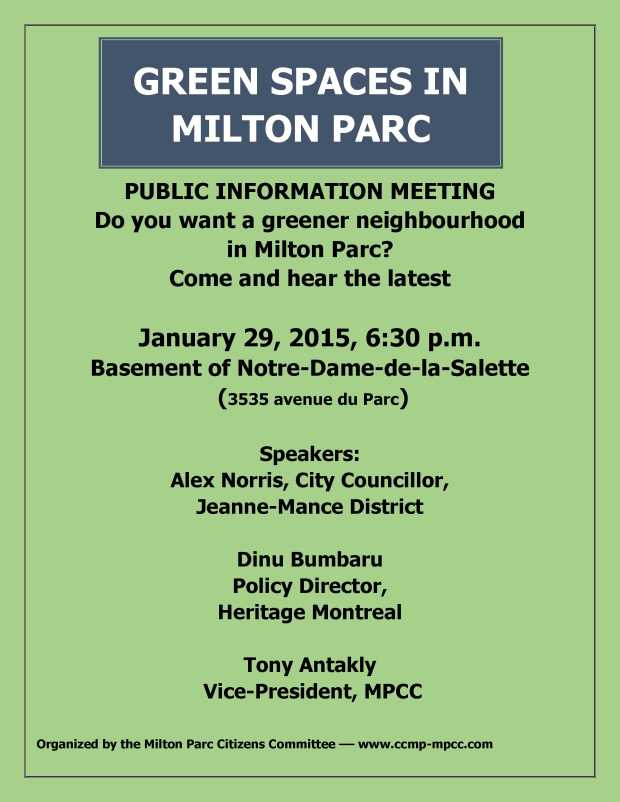 PUBLIC INFORMATION MEETING1